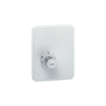 Underfloor heating controller RTL T6102RUB15 for small systems