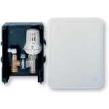 Underfloor heating controller RTL T6102AUB15 for small systems