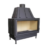Fireplace P100 - 16 kW (horizontal)