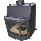 Fireplace with a water jacket T700A CO - 18 kW