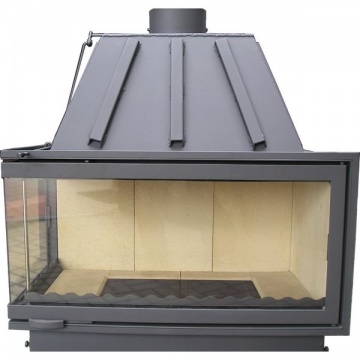 Fireplace K100x50L - 16 kW