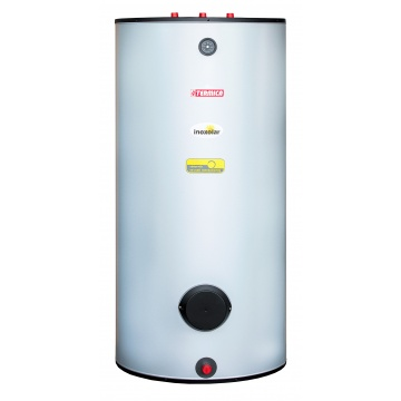 Storage water heater Termica W2W 200 L with 2 coils