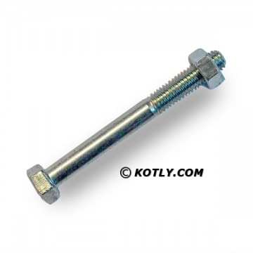 Cotter pin for feeding screw of all LING boilers