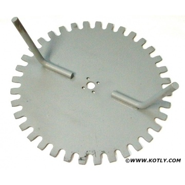 Sprocket wheel  600 for the fuel container of SMOK stoker