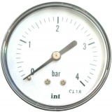 "Manometer INTROL - 4 bar (gw.1/4""tylny)"