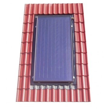 Module with 2 in-roof collectors ES1V 2,0 B - Area: 4,04m2