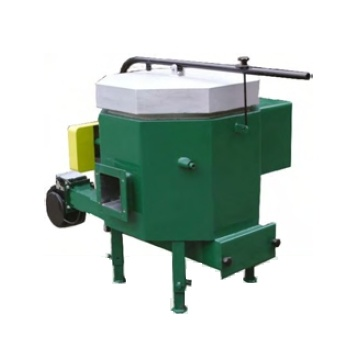 Ceramic burner 50 kW - for wood chips burning of the humidity 25-40%