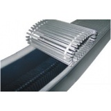 Canal radiator Regulus with ventilator QUATTROVENT 100/300/1750