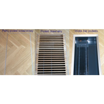 Canal radiator Regulus SOLO R4 500/250/1100