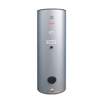 Storage water heater Termica W2W 520 L with 2 coils (2,1 + 1,1 m2)
