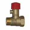 Safety valve AF-8 for domestic hot water tanks 6 Bar - 3/4""
