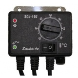 Steering for domestic hot water pump SCL-107