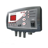 Steering for central  heating  pump TECH ST-21 with anti-stop function up to 85 centigrades
