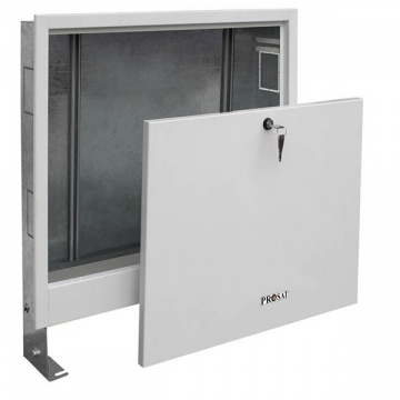 .In-wall mounted cabinet PROSAT  P12/8