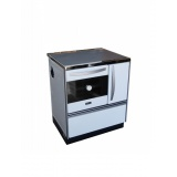 Kitchen stove MBS ROYAL 720 - 7,5 kW white