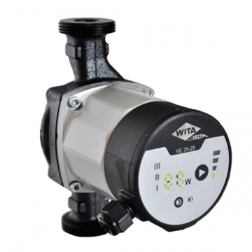 Central heating pump HEL-WITA DELTA HE 55 - 25 180