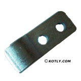 Hook for door handle for boiler VIADRUS U26