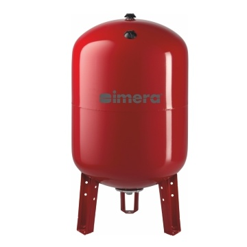 Pressurised expansion vessel for central heating IMERA RV 200 L - up ...