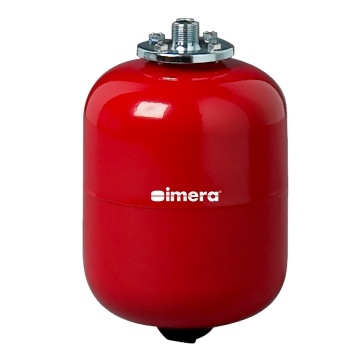 Pressurised expansion vessel for central heating IMERA R 35 L - up ...
