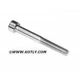 Cotter pin M5 for feeding screw of PEREKO KSRM boilers hardness 8.8