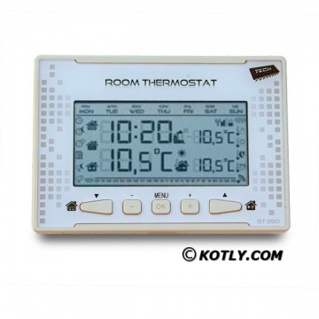 Room thermostat TECH ST-290 V3