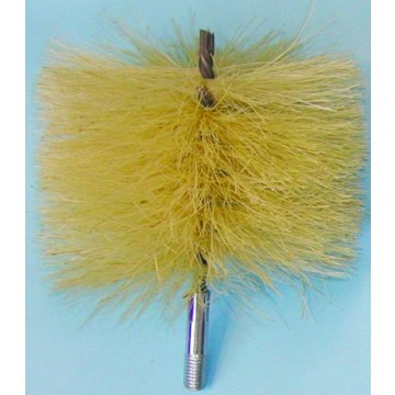 Cleaning brush 180 mm (Screw-thread: M12) FIBRE
