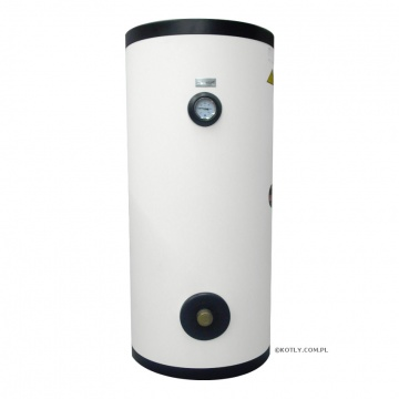 Hot water tank Galmet SG(S) with no coil 100 L vertical