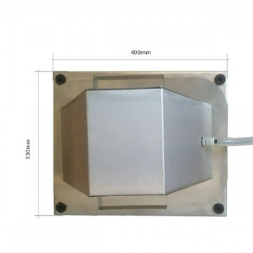 Extraction ventilator WWSK with in wall speed controller