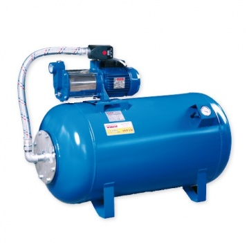Hydrophore Set AWP-200 L - Hydrophore tank and pump