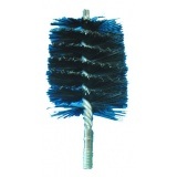 Cleaning brush 100x100 mm (Screw-thread: M12)