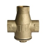 3-way thermic valve 25mm (1 inch) REGULUS TSV3 77°C