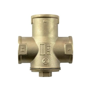 3-way thermic valve 32mm (5/4 inch) REGULUS TSV5 77°C