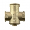 3-way thermic valve 32mm (5/4 inch) REGULUS TSV5B 55°C with automatic bypass balancing