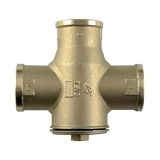 3-way thermic valve 40mm (6/4 inch) REGULUS TSV6 55°C