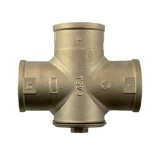 3-way thermic valve 50mm (2 inch) REGULUS TSV8 55°C