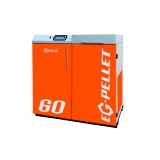 Boiler for pellets EG-Pellet 60 kW