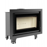 Fireplace Kratki Basia 15 kW + glass