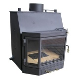 Fireplace with a water jacket T700A CO - 15 kW
