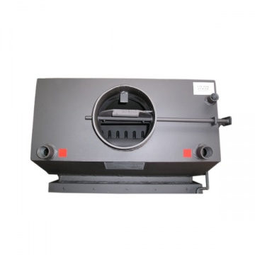 Fireplace PP640A CO 12/10 kW with a water jacket