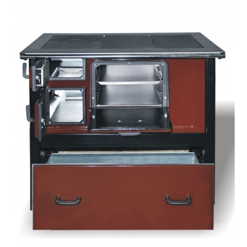 Kitchen stove TK2 - 610 with drawer and termometer
