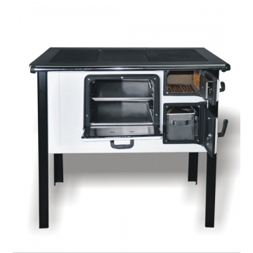 Kitchen stove TK2 - 610 with a termometer and without drawer