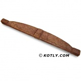 Cast-iron bar (length: 34 cm)