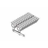 Movable grate for boiler DAKON DOR 20, 24