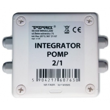 Integrator for pumps RT-17