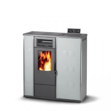 Pellet stove Baby Crystal 9 kW