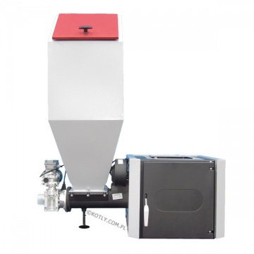 Insulated conversion kit PROSAT 3 class for Viadrus U22, U26 and DAKON FB boiler - 4 segments