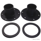 Set of flanges and gaskets for the DAKON DOR F 20, 24, 25, 32