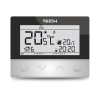 Room thermostat TECH ST-292 V2 with wireless communication