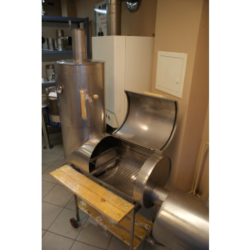 Grillo-smokehouse stainless steel