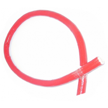 Insulating cord for door for boiler ORLAN 60-80 kW - red